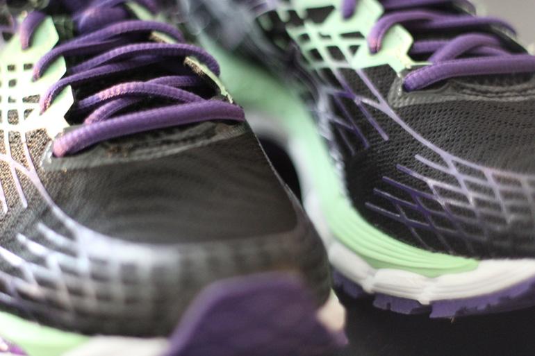 klachten asics schoenen