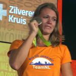Dafne Schippers emotioneel tijdens huldiging: 'Ik heb het wel gedaan' [+ video]